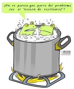 ranas resiliencia